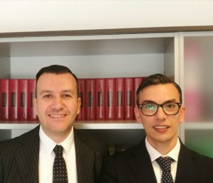 Avv.ti Alessandro Foti e Riccardo Zerbo